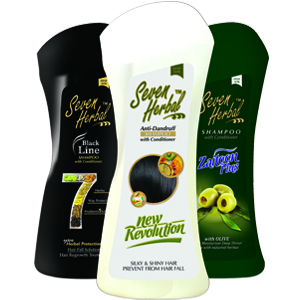 Seven Herbal Shampoo