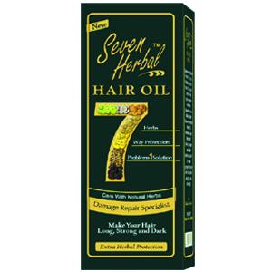 Seven Herbal Hair Oil