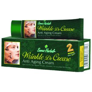 Wrinkle De Crease Cream