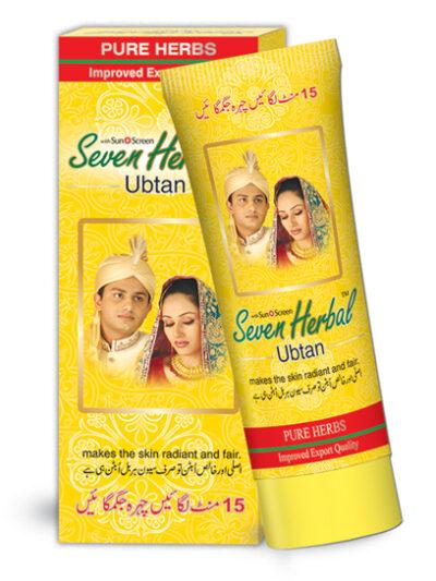 Seven Herbal Ubtan